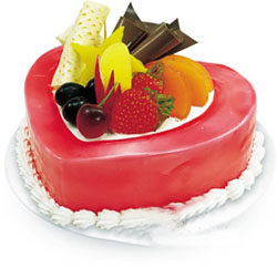 鲜奶蛋糕/心有独钟(8寸)