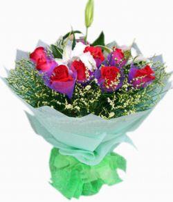 9朵红玫瑰/柔情似水