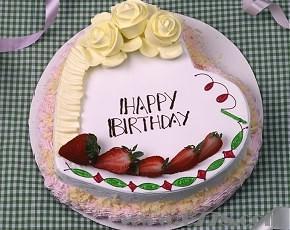 奶油蛋糕/爱的体现(8寸)