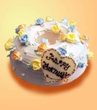 鲜奶蛋糕/爱之语(8寸)