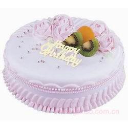生日蛋糕/真情久久(8寸)
