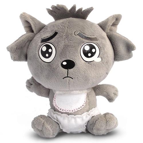 小灰灰/毛絨玩具