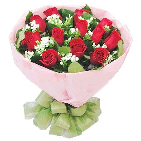 11支红玫瑰/浪漫永存