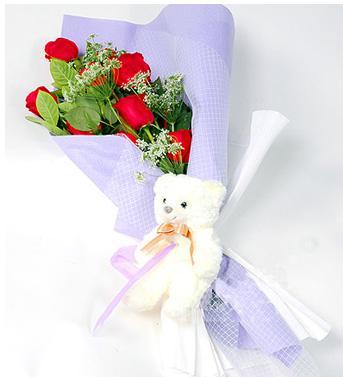 9朵红玫瑰/快乐与你相随