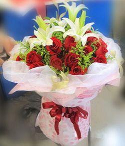 29枝红玫瑰/爱的港湾