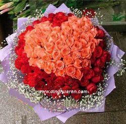 99枝玫瑰/爱情天使
