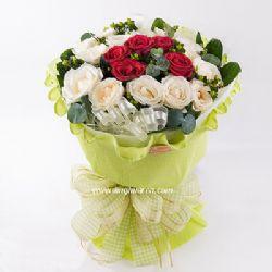 17枝玫瑰/特别的爱