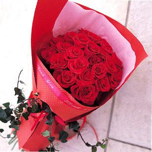 21枝红玫瑰/此生幸福