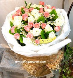 33枝玫瑰/缠绵爱恋