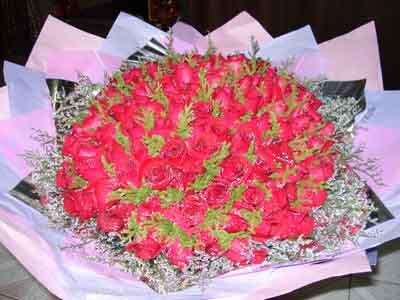 99枝红玫瑰/爱人