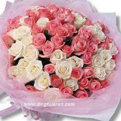 99枝玫瑰/全部的爱