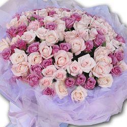 99枝玫瑰/无声的爱