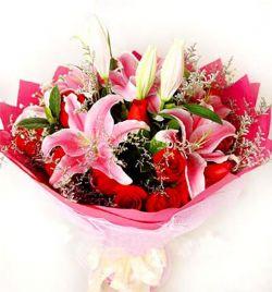 11枝红玫瑰/一生祝福