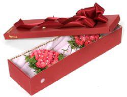 22枝红玫瑰/心的幸福