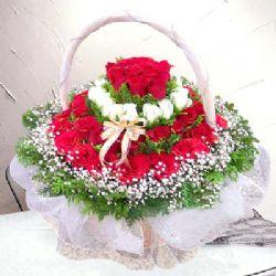 99枝玫瑰/永结同心