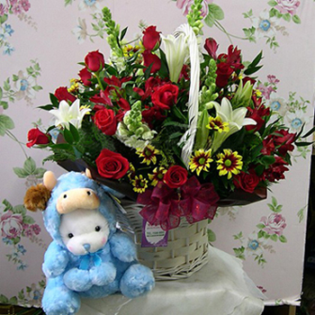 33枝红玫瑰/祝福连连