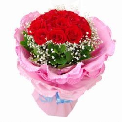 12枝红玫瑰/永远相伴