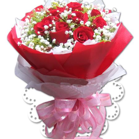 9枝红玫瑰/海枯石烂