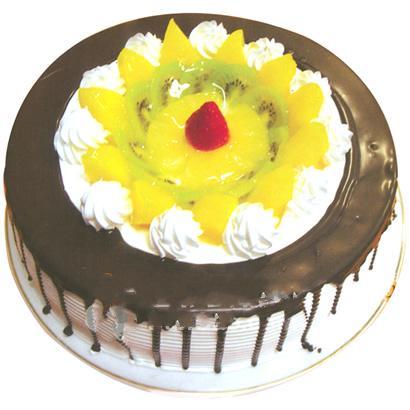 鮮奶蛋糕/浪漫冬日(8寸)