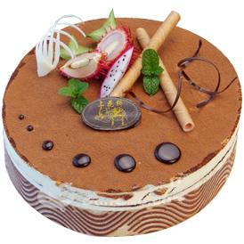 提拉米蘇蛋糕/遠走天涯(8寸)
