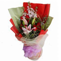 11枝红玫瑰/爱的全部