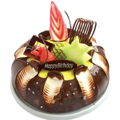巧克力蛋糕/甜蜜攻略(8寸)