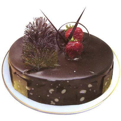 巧克力蛋糕/神秘�u(8寸)