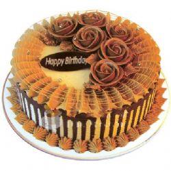 巧克力蛋糕/心曲(8寸)