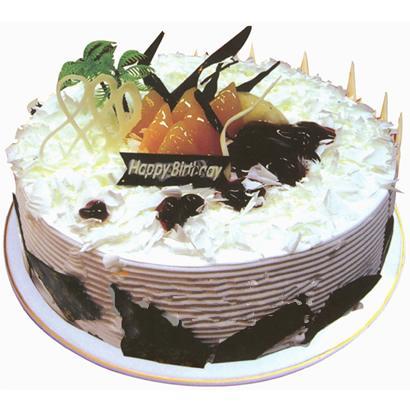 巧克力蛋糕/夏日風情(8寸)