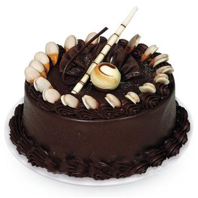 巧克力蛋糕/爱无止境(8寸): 冰淇淋蛋糕,巧克力