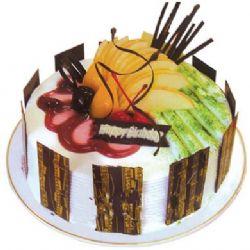 鲜奶蛋糕/快乐的音符(8寸)