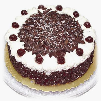 巧克力蛋糕/雪绒花(8寸)