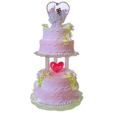 婚庆蛋糕/浪漫婚礼