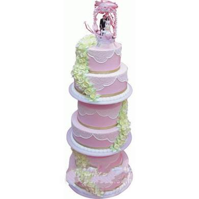 婚庆蛋糕/浪漫之旅