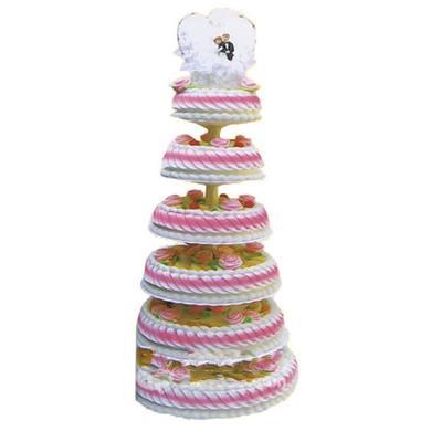 婚庆蛋糕/红袖添香