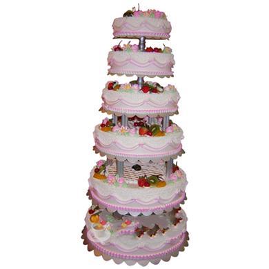 婚庆蛋糕/幸福如意