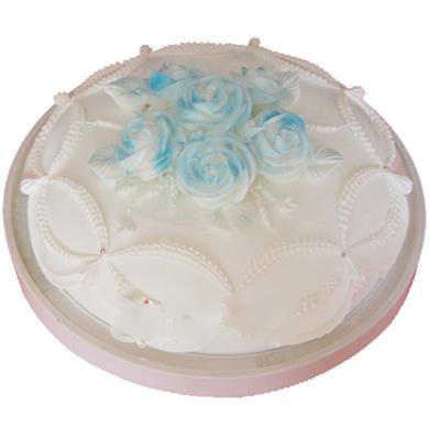 鲜奶蛋糕/雪中情(8寸)