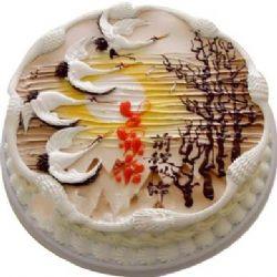 鮮奶蛋糕/前程似錦(8寸)