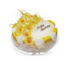 鲜奶蛋糕/流金岁月(8寸)