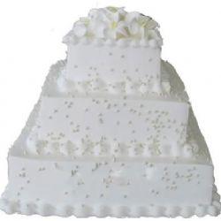婚庆蛋糕/白色爱恋