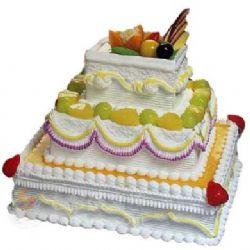婚庆蛋糕/天长地久