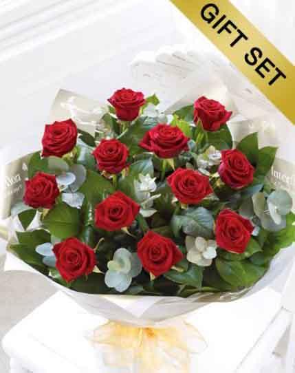 12枝红玫瑰/爱的全部