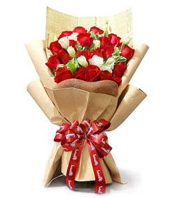 19枝红玫瑰/今生有你