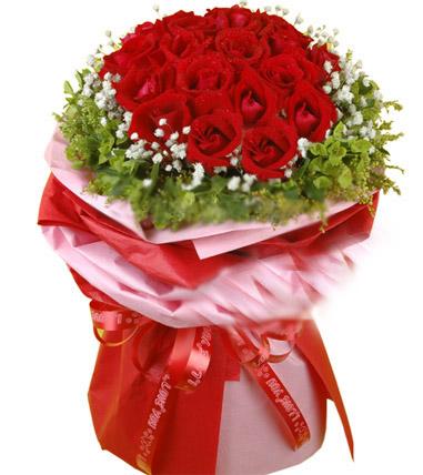 20枝红玫瑰/爱的焰火