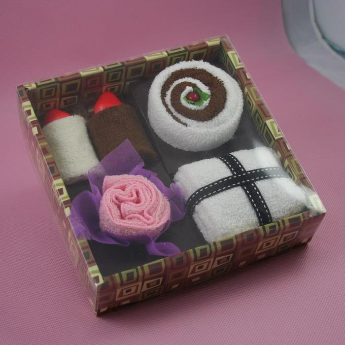 蛋糕毛巾/月光森林1