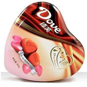 巧克力/德芙心語禮盒98G