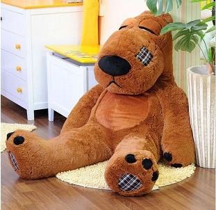 禮品/乞丐熊1.2米