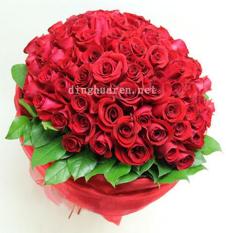 99枝紅玫瑰/喜歡你