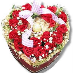 28枝红玫瑰/灿烂的永恒