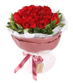 33枝紅玫瑰/溫柔的愛